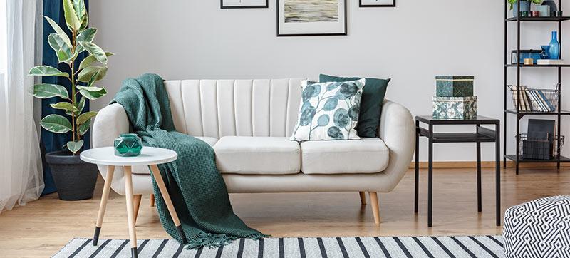 Como decorar uma sala de estar pequena?